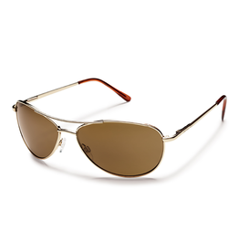 Suncloud Suncloud Patrol Gold  /Polarized Brown
