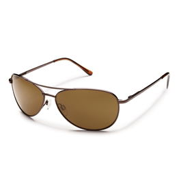 Suncloud Suncloud Patrol Burnished Brown/Polarized Brown