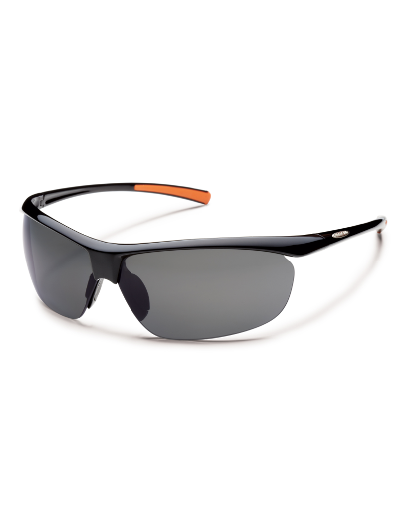 Suncloud Suncloud Zephyr Black/Polarized Gray