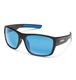 Suncloud Suncloud Range Black/Polarized Blue Mirror
