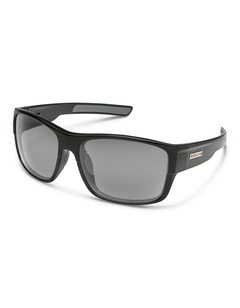Suncloud Suncloud Range Black/Polarized Gray