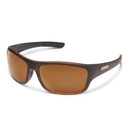 Suncloud Suncloud Cover Burnished Brown/Polarized Brown