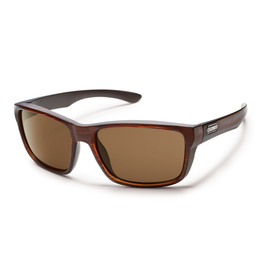 Suncloud Suncloud Mayor Burnished Brown/Polarized Brown