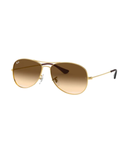 Ray Ban Ray-Ban Cockpit Arista w/ Crystal Brown Gradient