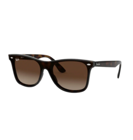 Ray Ban Ray-Ban Blaze Wayfarer Light Havana w/ Brown Gradient