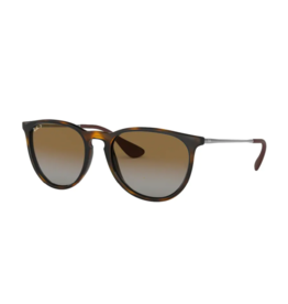 Ray Ban Ray Ban Erika Havana w/ Polarized Brown Gradient