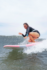 Softech 6'0 Handshaped Fun Board Sally Fitzgibbons Pink