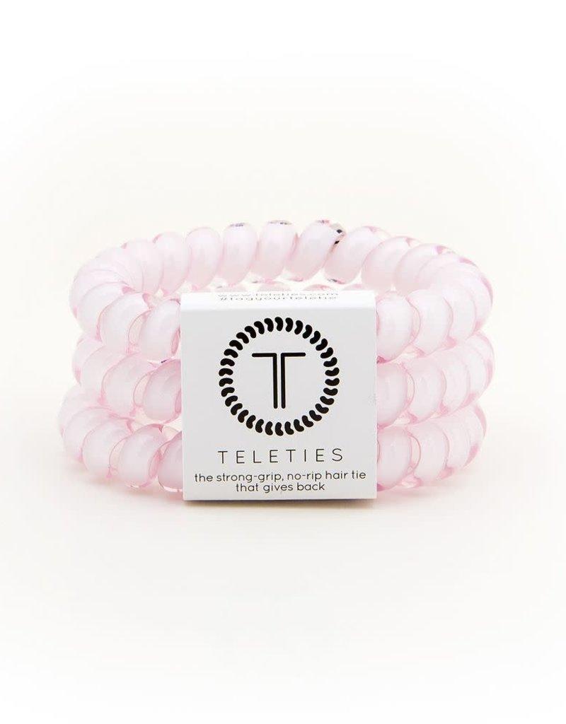 Teleties Teleties Rose Water Pink 3 Pack - Large