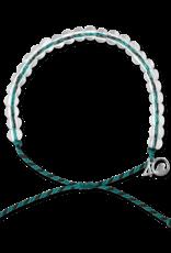 4Ocean 4Ocean Sea Otter Bracelet - Black/Teal