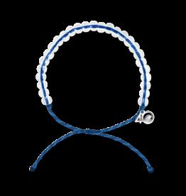 4Ocean 4Ocean Sperm Whale Bracelet - Blue/Navy
