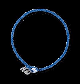4Ocean 4Ocean Signature Braided Bracelet - Small, Blue