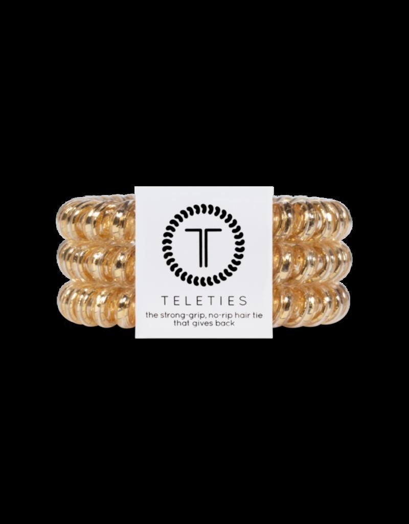 Teleties Teleties Good as Gold 3 Pack - Small