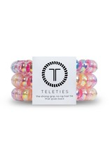 Teleties Teleties Eat Glitter for Breakfast 3 Pack - Large