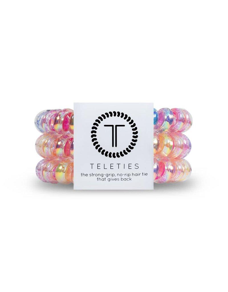 Teleties Teleties Eat Glitter for Breakfast 3 Pack - Large