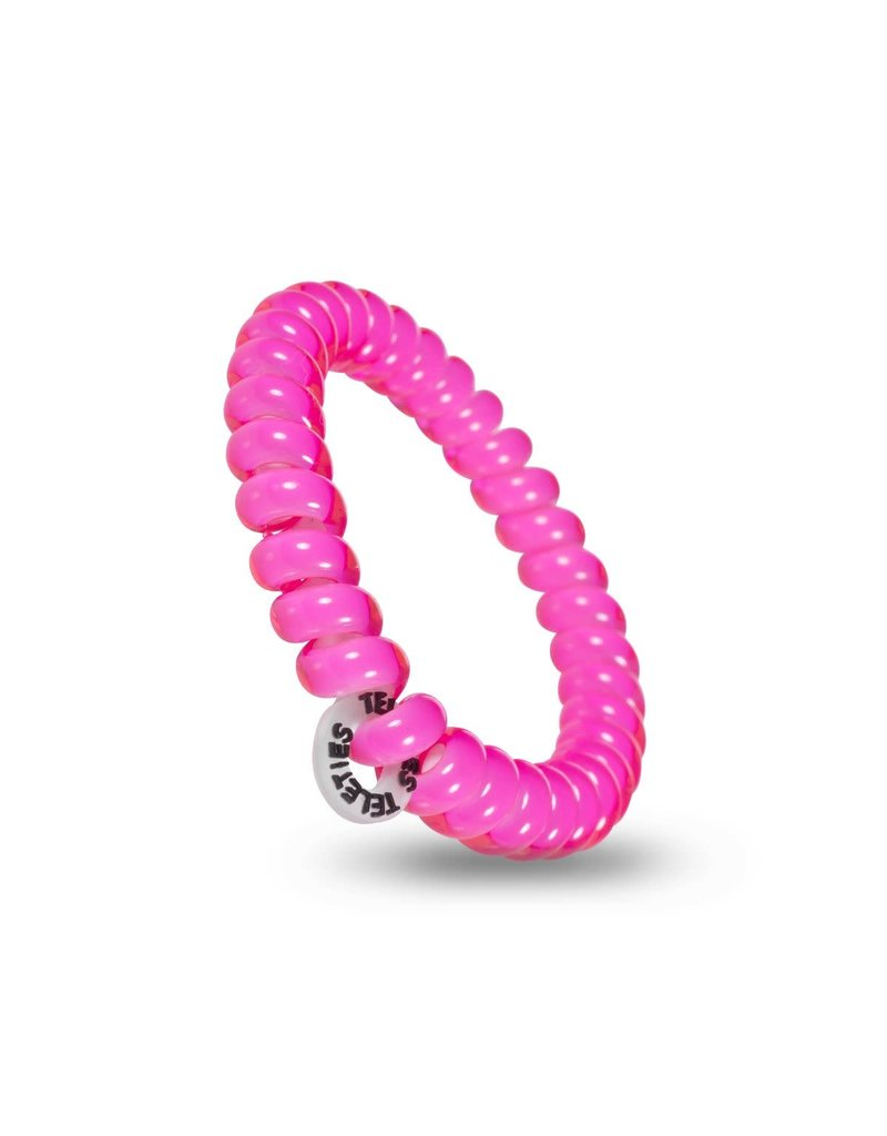 Teleties Teleties Hot Pink 3 Pack - Small