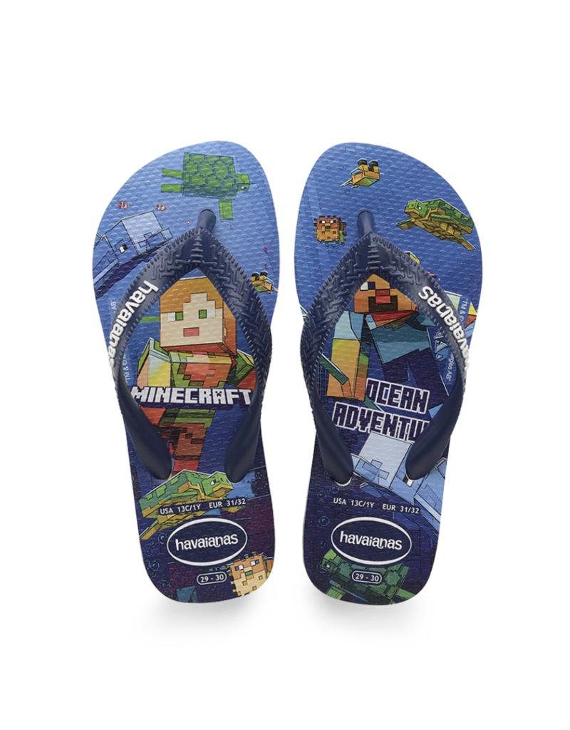 Havaianas Havaianas Kids Minecraft Sandal