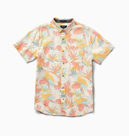 Roark Roark Cendrawash Button Up Shirt
