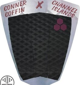 Channel Islands Conner Coffin Pad - Black