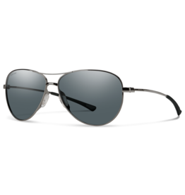Smith Smith Langley Dark Ruthenium Polarized Gray