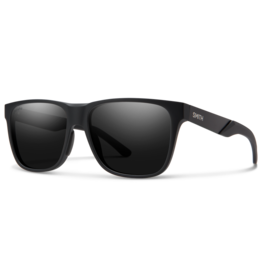Smith Smith Lowdown Steel Matte Black Chromapop Polarized Black
