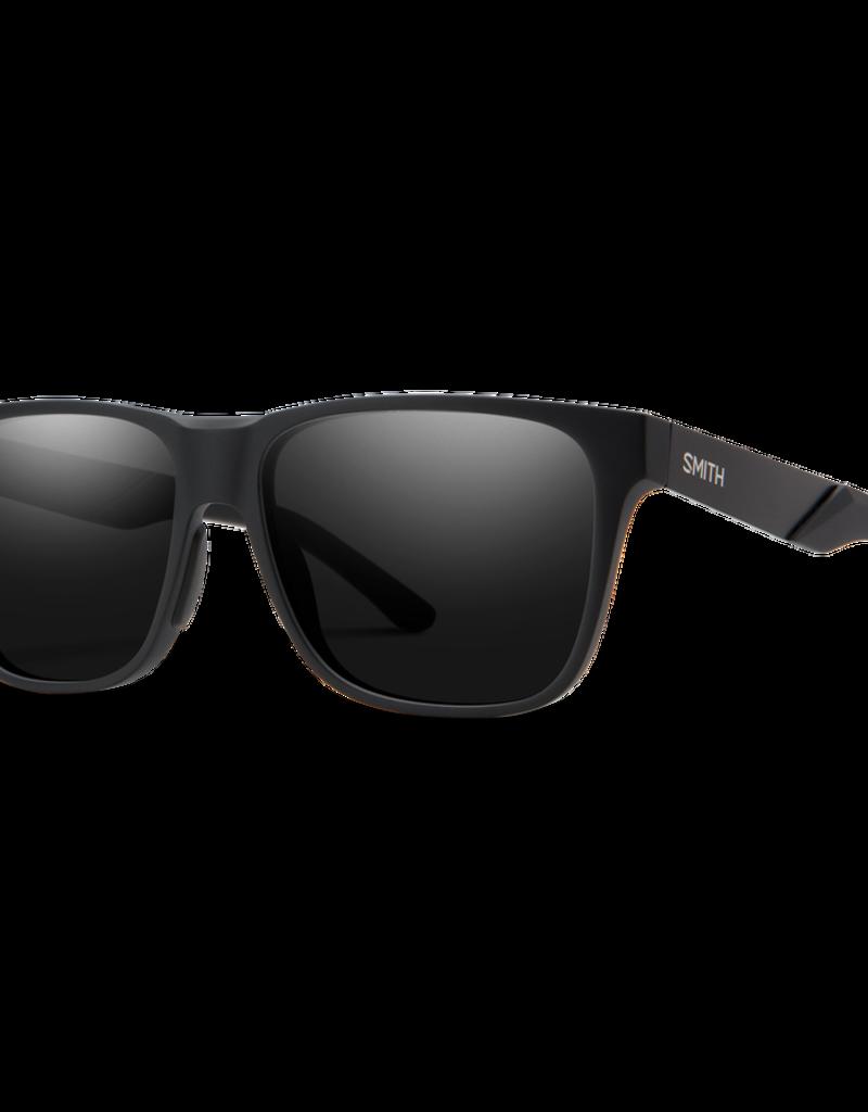 Smith Smith Lowdown Steel Matte Black Chromapop Polarized Black