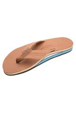 Rainbow Sandals Rainbow Men's 302 Classic Leather Double Layer Sandals