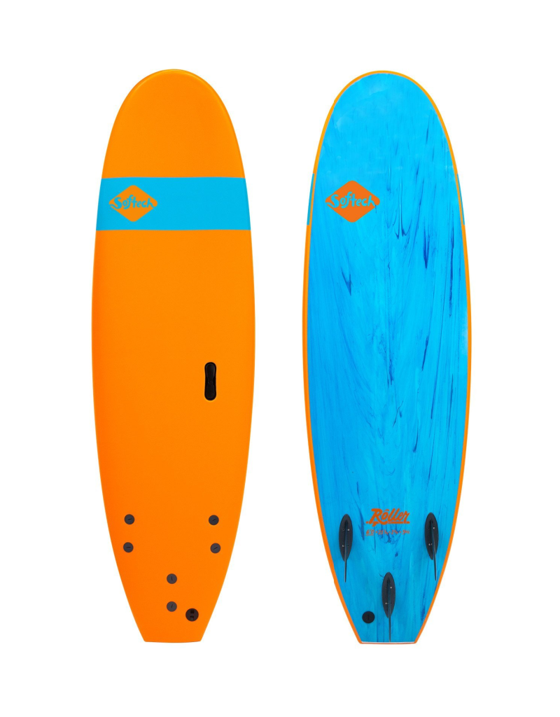 Softech 7'6 Roller Orange