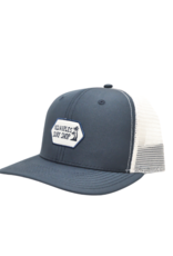 Old Naples Surf Shop ONSS Chart Trucker Hat