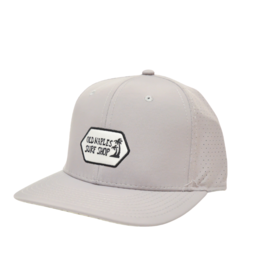 Old Naples Surf Shop ONSS Chart Tech Hat