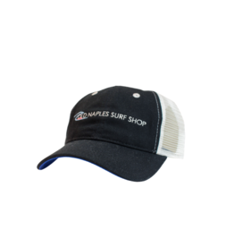 Old Naples Surf Shop ONSS Kid's Trucker Hat