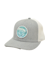 Old Naples Surf Shop ONSS Marble II Trucker Hat