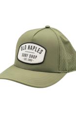 Old Naples Surf Shop ONSS Established Tech Hat
