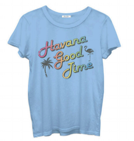 Junk Food Junk Food Havana Good Time Tee