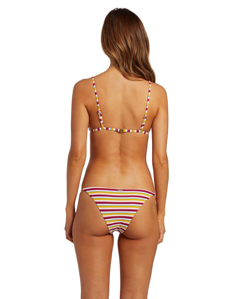 Volcom Volcom Stripe While Haute Tri Bikini Top