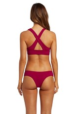 Volcom Volcom Simply Seamless Halter Bikini Top