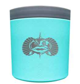 Toadfish Outfitters Toadfish Anchor Non-tipping Any-beverage Holder - Teal