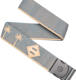 Arcade Belts Arcade Blackwood Belt - Moody Blue/Palms