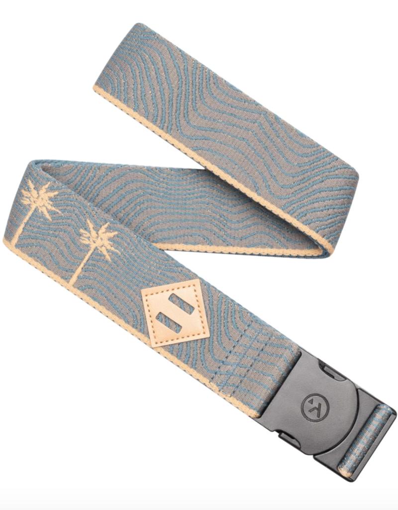 Arcade Belts Arcade Blackwood Belt - Moody Blue/Palms