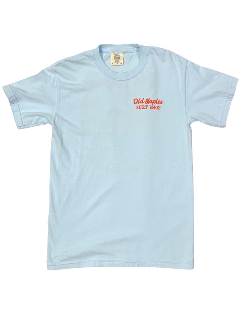 Old Naples Surf Shop ONSS Surf Bus T-Shirt