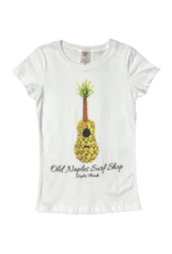 Old Naples Surf Shop ONSS Girls Pineapple Tee