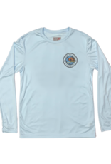 Old Naples Surf Shop ONSS Surf the Pier UV Long Sleeve Shirt