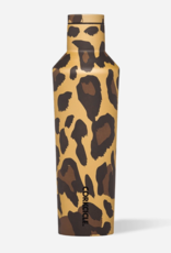 Corkcicle Corkcicle 16oz Canteen - Luxe Leopard