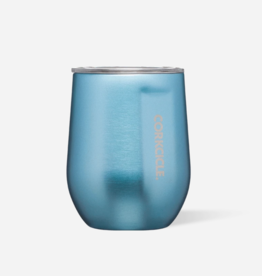 Corkcicle Corkcicle 12oz Stemless Moonstone Metallic