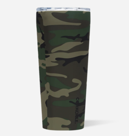 Corkcicle Corkcicle Tumbler - 24oz Woodland Camo