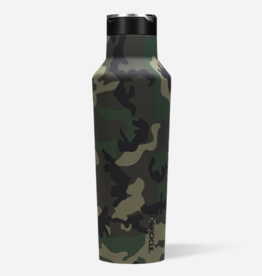 Corkcicle Corkcicle Canteen - 20oz Woodland Camo
