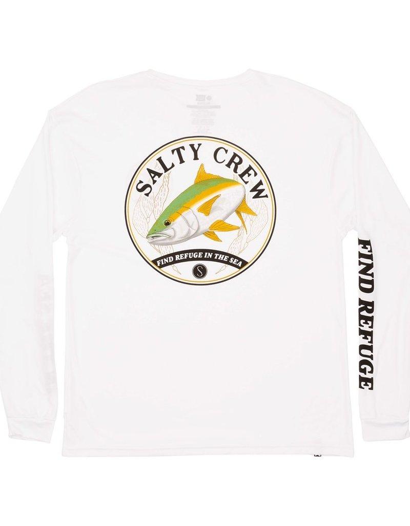 Salty Crew Salty Crew Homeguard Long Sleeve Rashguard