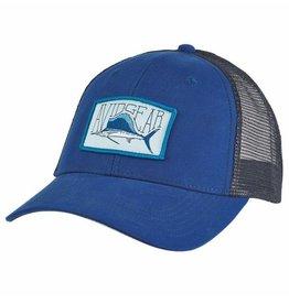 Avid AVID Trophy Sailfish Trucker Hat - Navy