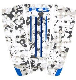 FCS FCS Julian Wilson Traction Pad Grey Camo/Cobalt