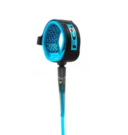 FCS FCS 6' All Round Essential Leash Blue/Black