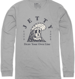 Jetty Jetty Tot Grim Ripper UV Long Sleeve Shirt